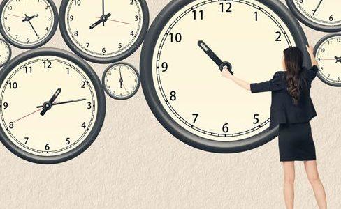 将来のために費やす時間を作るため管理する方法を知る。